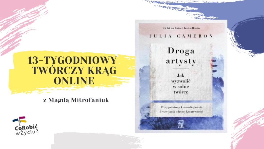 droga artysty - magda mitrofaniuk - kurs online